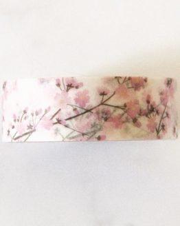 washi tape cerisier japonais
