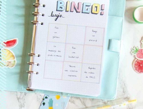 Le Bujo bingo