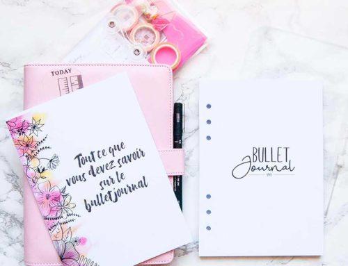 Bullet journal – Comment s'y tenir pour de bon ?