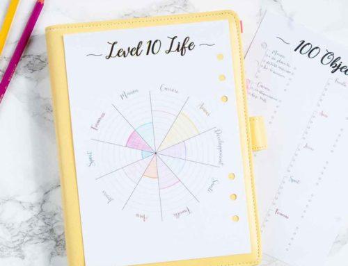 Level 10 life – un outil de développement personnel